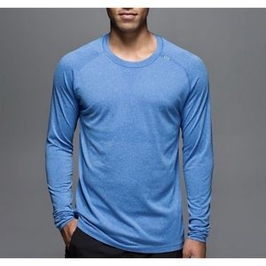 Lululemon Mens Metal Vent Tech LS